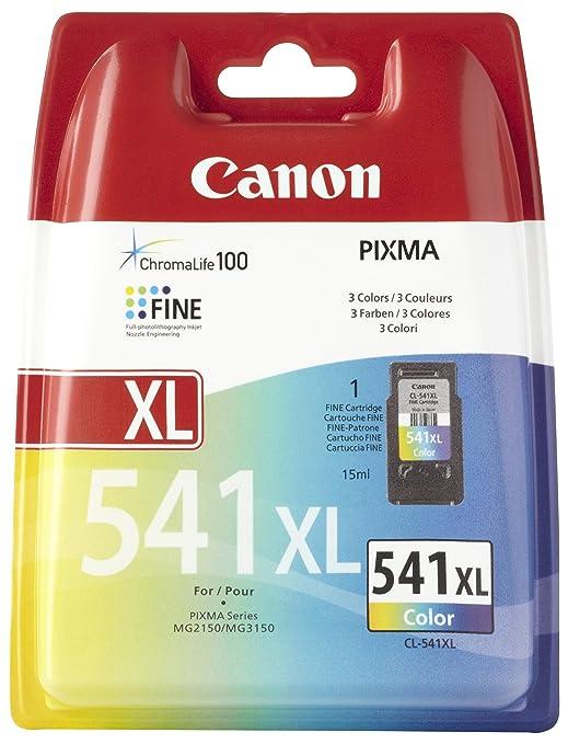 2 opinioni per Canon Ink Color CL-541XL, 5226B005