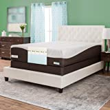 Simmons Beautyrest ComforPedic from Beautyrest 14-inch Memory Foam Mattress Set - White King