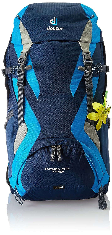 Deuter Futura Pro 34 SL Mochila para Montaña, Mujer, Azul, Turquesa, 34 l: Amazon.es: Deportes y aire libre