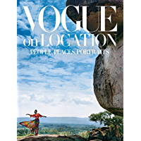Vogue on Location: People, Places, Portraits book cover