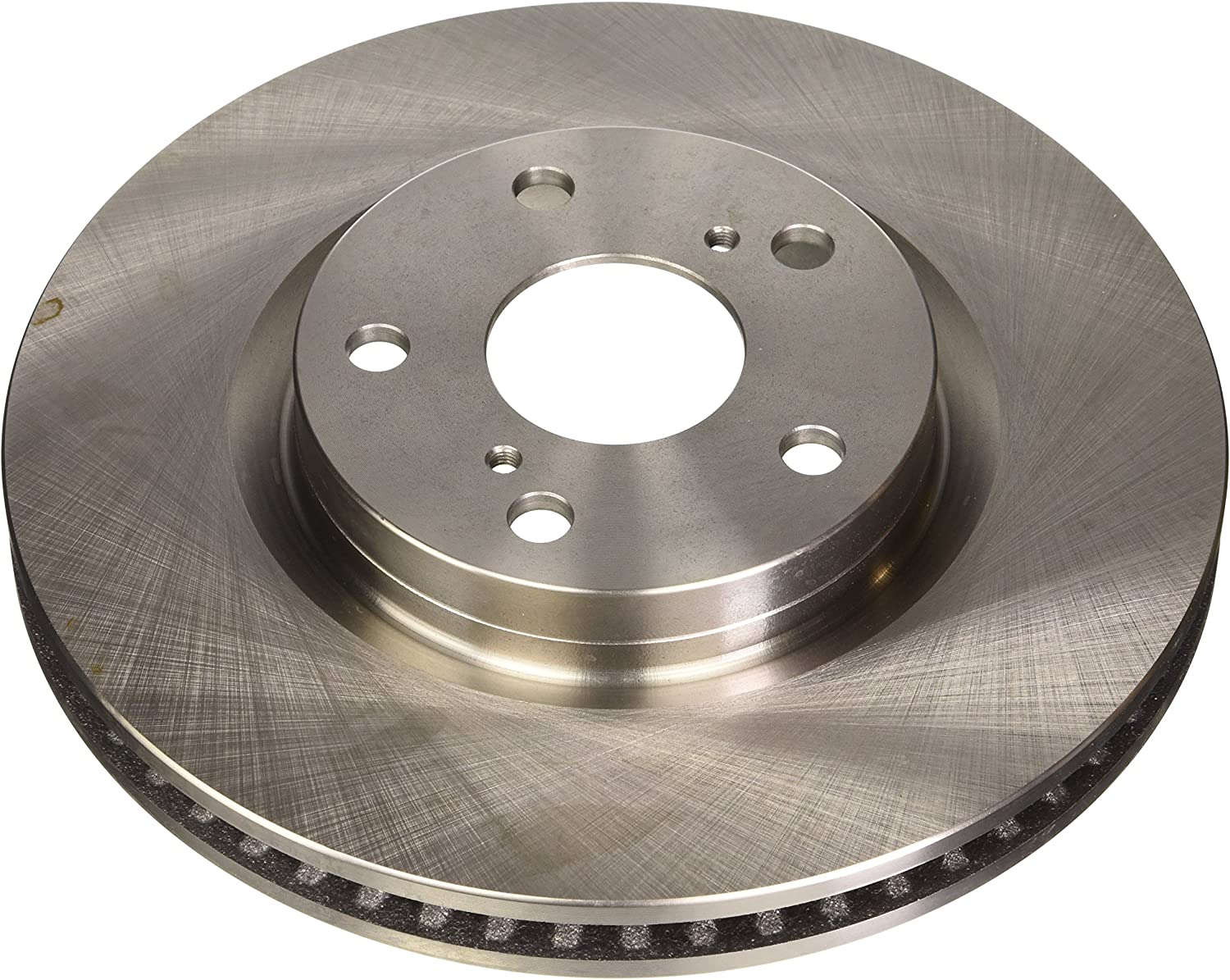 Disc Brake Rotor-C-TEK Standard Preferred Rear Centric 121.02003