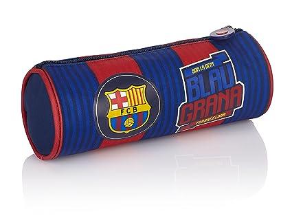 FC Barcelona Barca Fan 5 Estuches, 22 cm, 1 liters ...