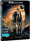 Jupiter Ascending (Bilingual) [4K UHD + Blu-Ray + UV Digital Copy]