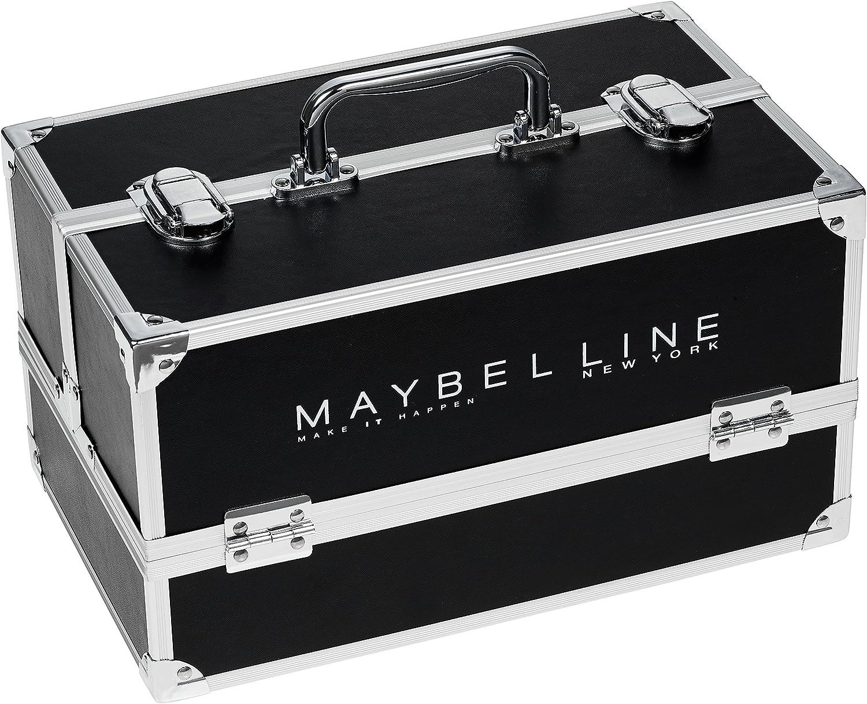 Maletín de maquillaje de Maybelline New York, 1 unidad.: Amazon.es: Belleza