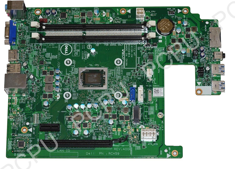 Dell Inspiron 3656 Desktop Motherboard w/ AMD FX-8800P 2.1GHz CPU 593VH 0593VH