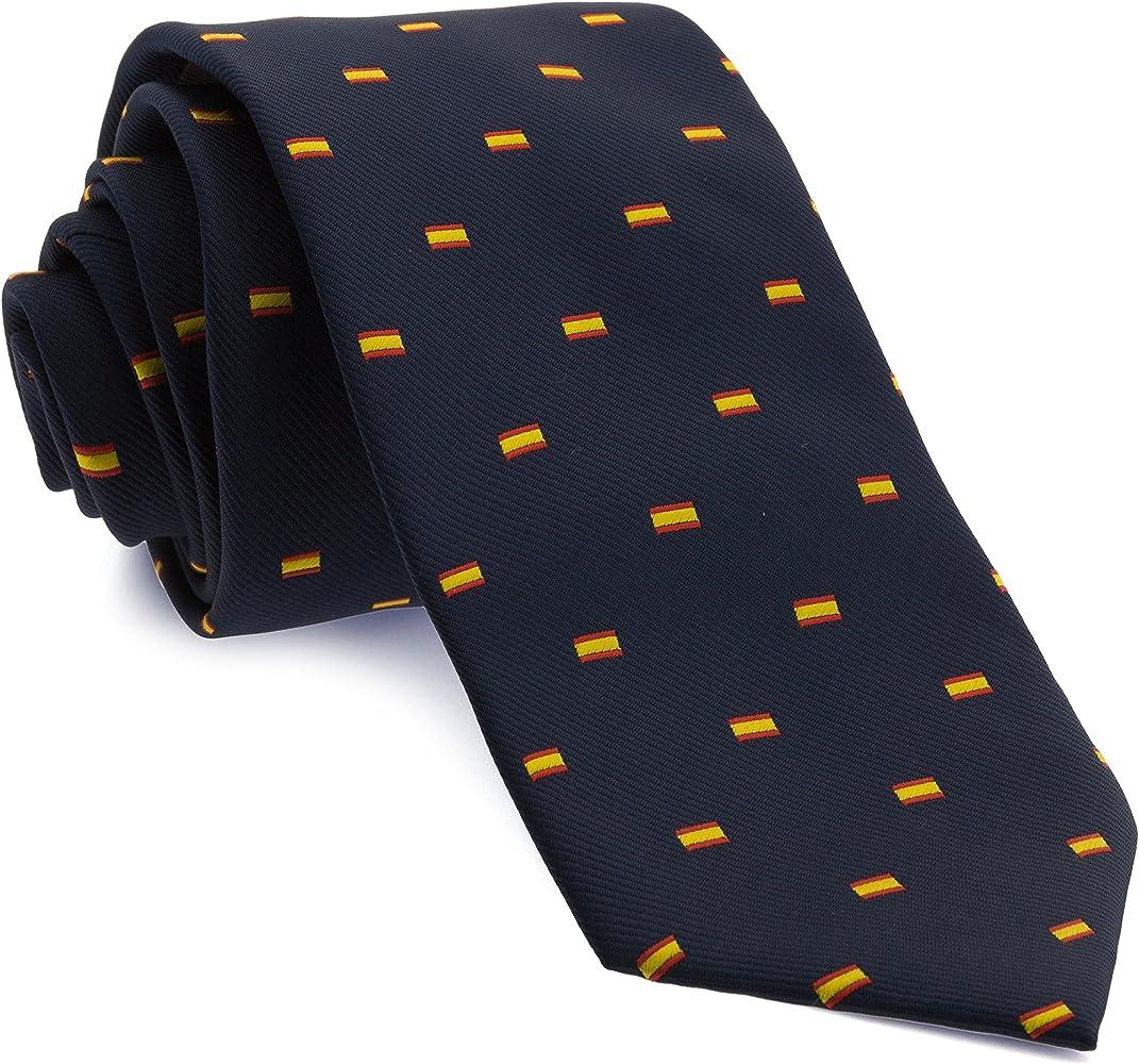 Corbata bandera españa