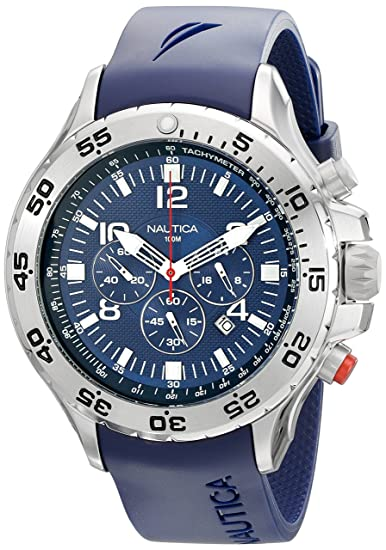 Nautica N14555G Hombres Relojes
