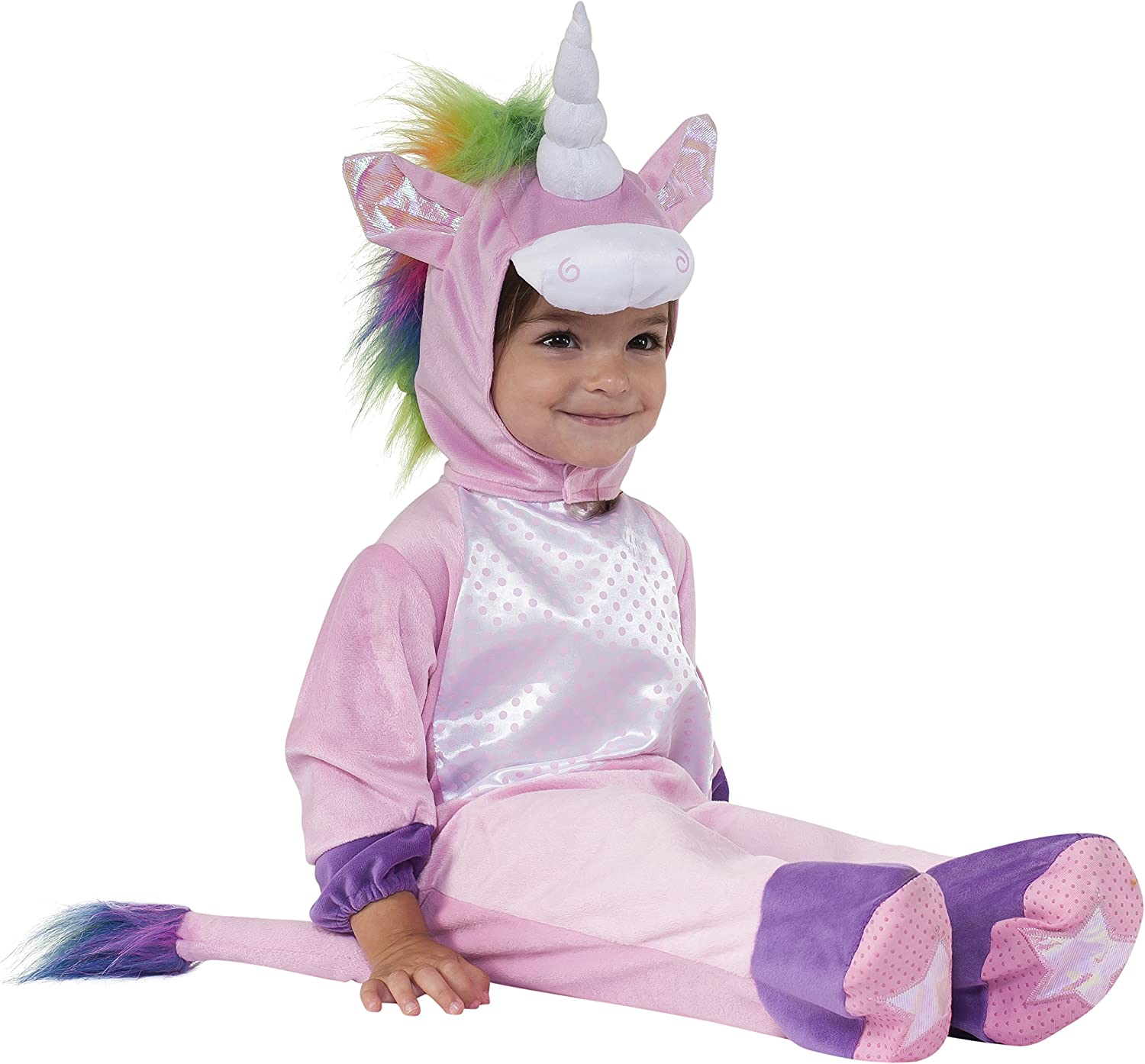 Amazon.com: Rubie s Costume Co del bebé Unicornio Disfraz ...
