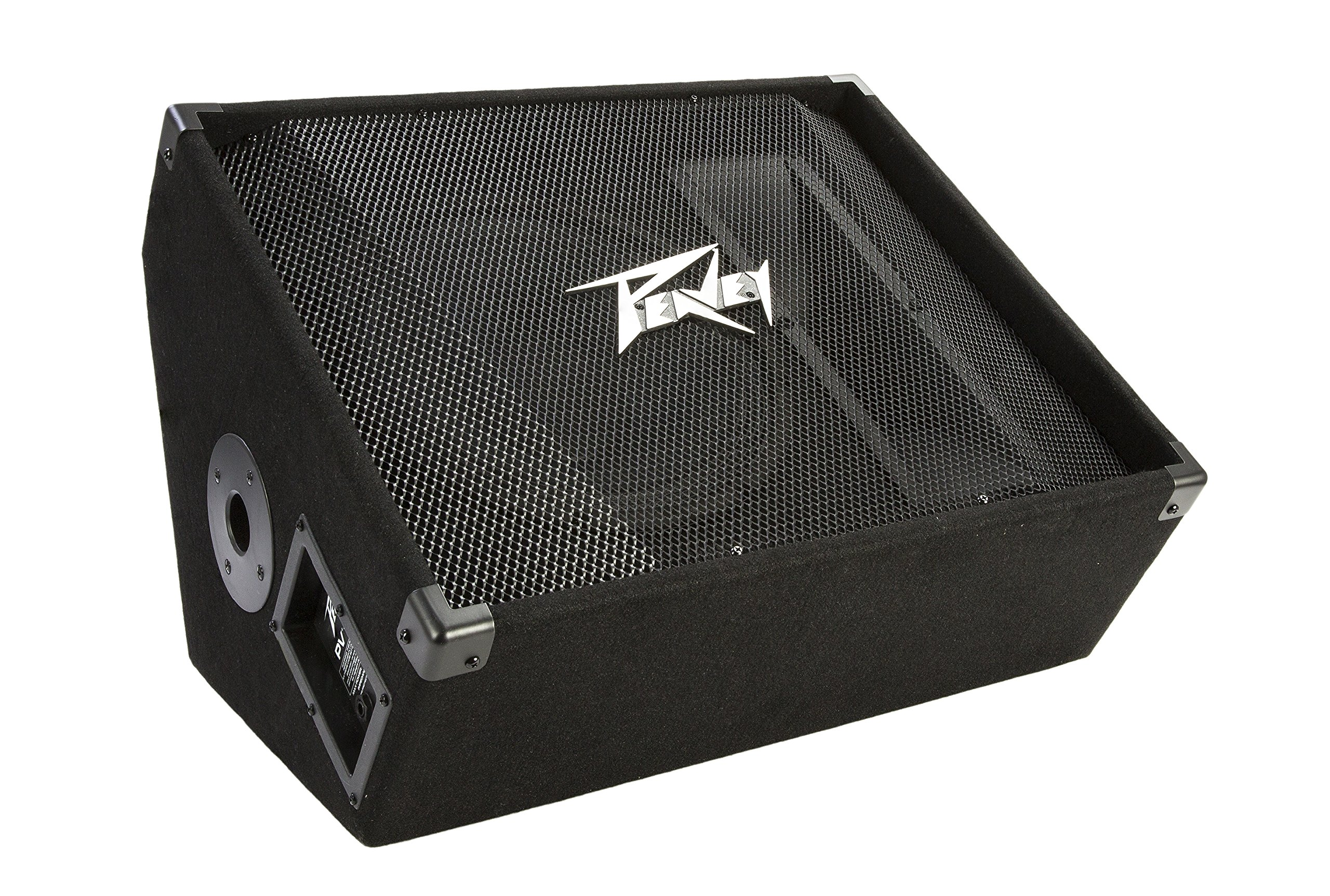 Peavey PV12M Powered Floor / Stage Monitor, 12'' Wedge-Style by Peavey