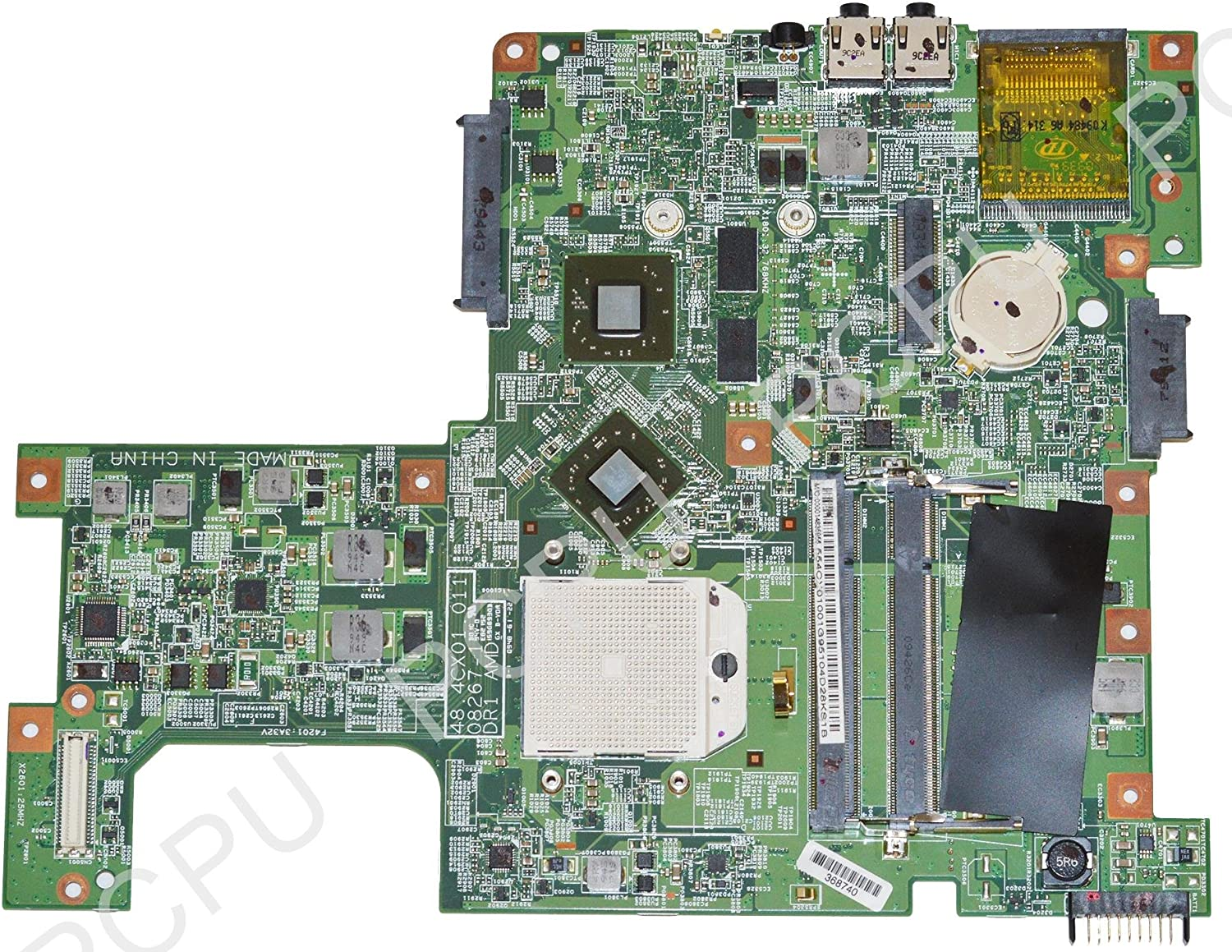 G5PHY DELL INSPIRON 1546 Laptop System Board
