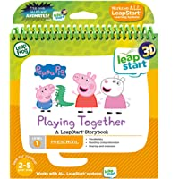 LeapFrog 460403 3D Story Book Peppa Pig Learning Toy, Multi, One Size