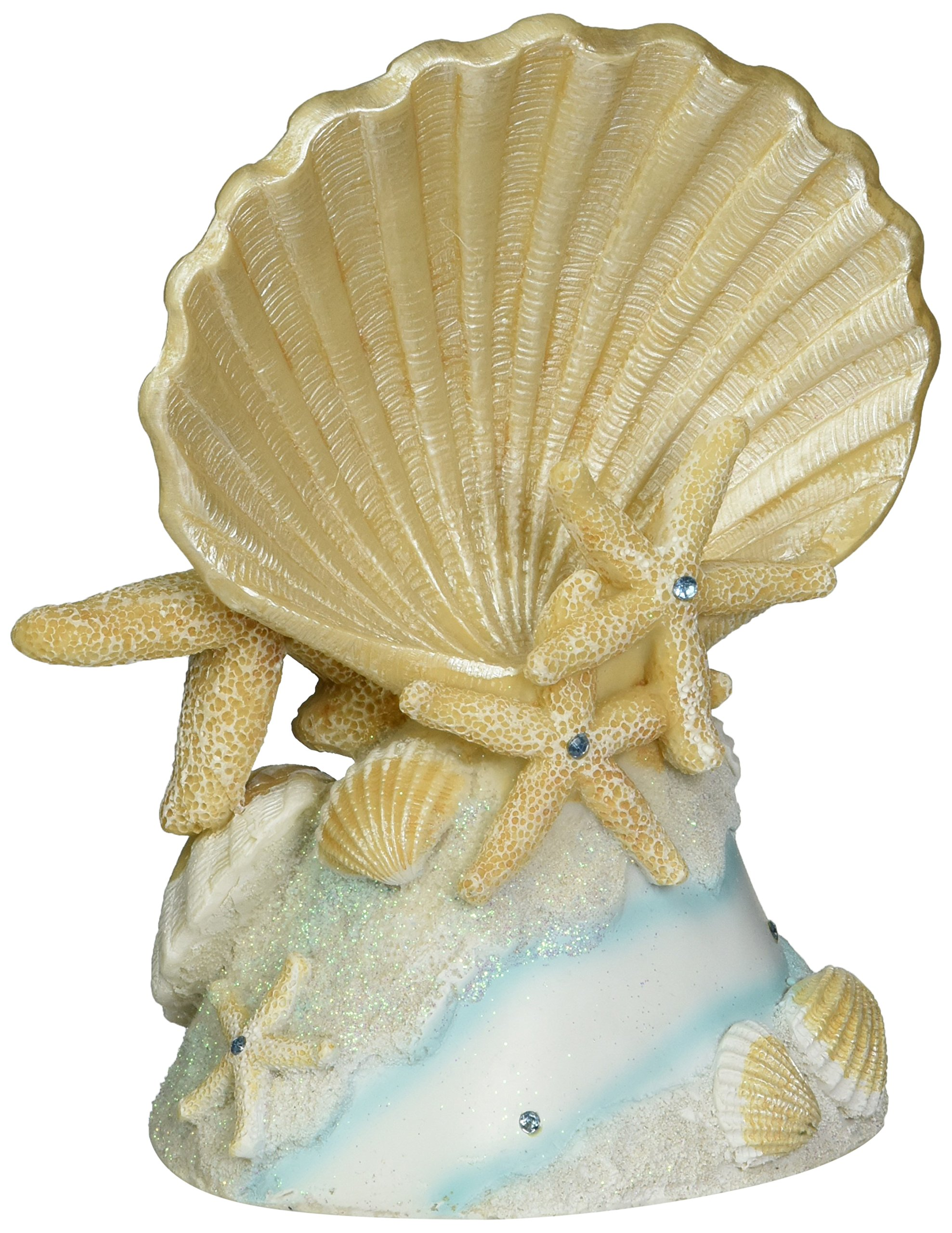 Amazon.com: Fashioncraft Life\'s a Beach Collection Cake Topper ...