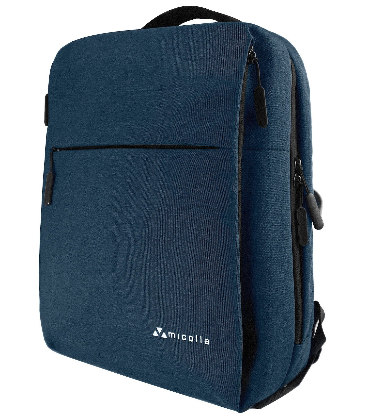 less is more Travel Laptop Backpack For Women & Men Reinforced Top Handle, Durable Zippers, Ergonomic & Padded Pockets, Double Stitching – For Business, College, School Students, Sports, Hiking & More