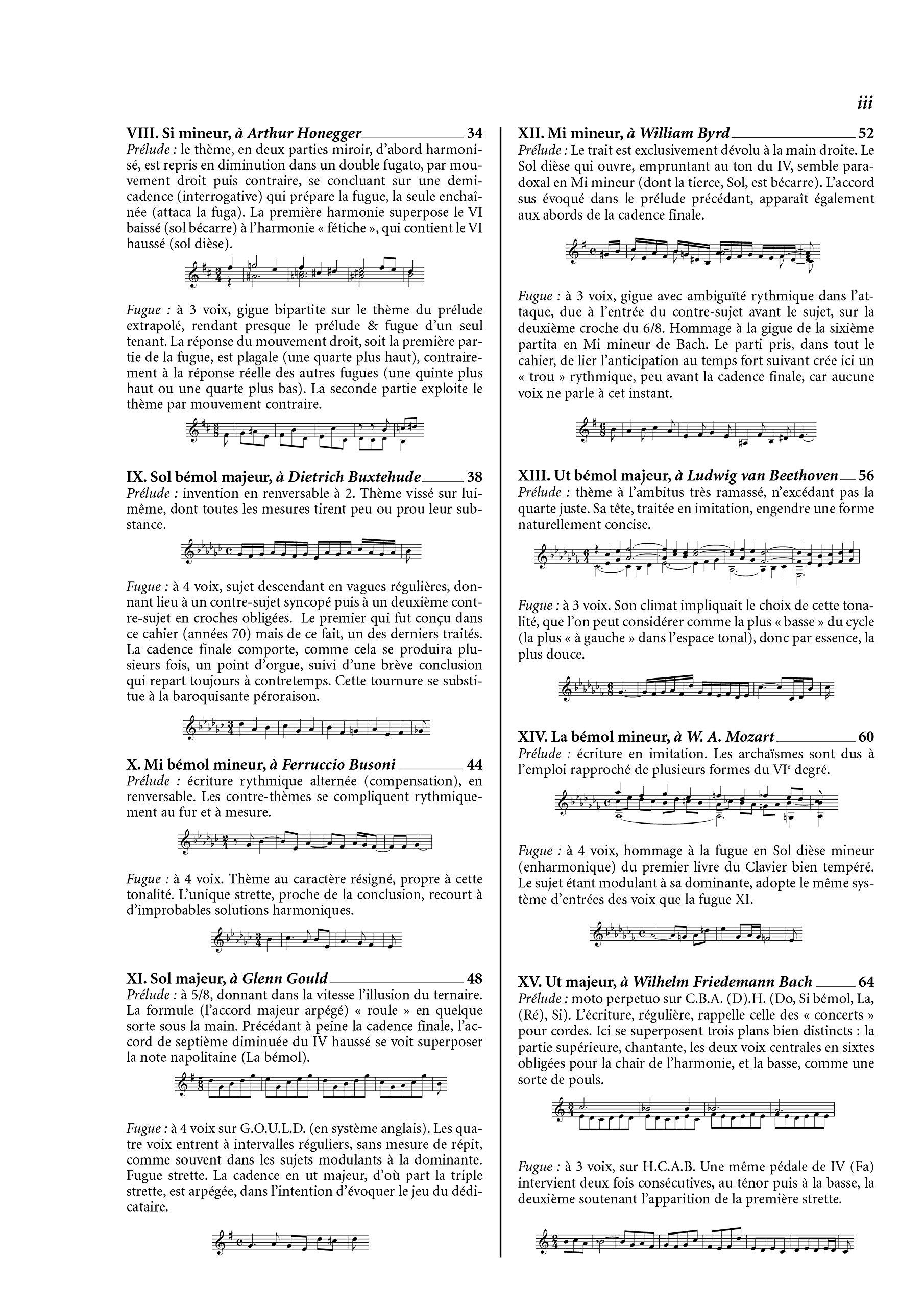 Préludes et fugues dans les trente tonalités - Book I: DELPLACE Stéphane: 9790232111094: Amazon.com: Books
