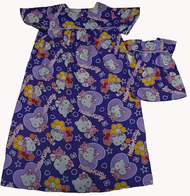 代引き人気 サイズ7 Matching Girl Matching and人形パープルKitten サイズ7 B07DQQR5ZV Nightgown B07DQQR5ZV, S.CURVE STDUIO:53fb5a21 --- diceanalytics.pk
