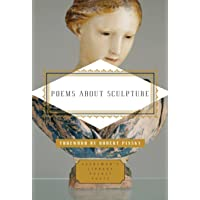 Poems About Sculpture (Everyman's Library Pocket Poets Series)