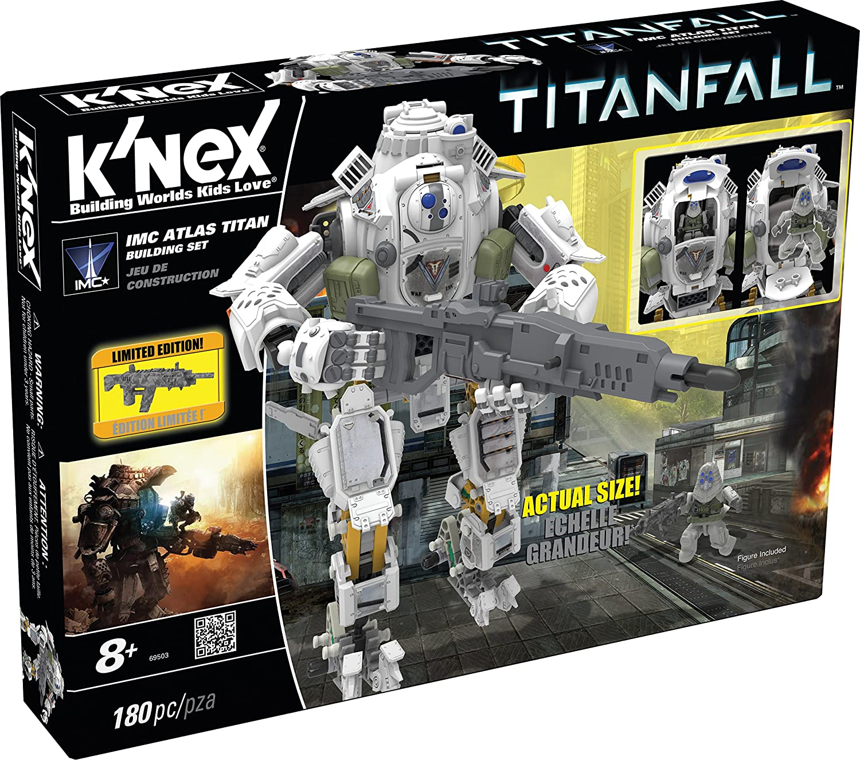 K'Nex - - - Atlas Titanfall Konstuktions Set [UK Import] c9dc73