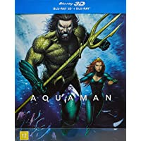 Aquaman [Blu-ray] Steelbook