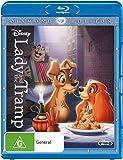 Lady & The Tramp DE (Blu-ray)