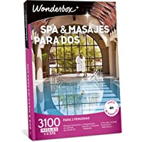 WONDERBOX Caja SPA & MASAJES para Dos- 3.100