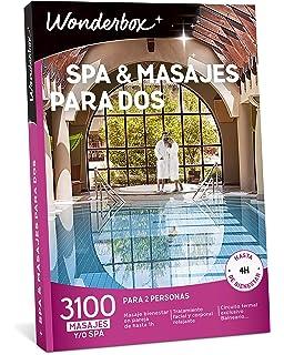 WONDERBOX Caja Regalo -EXPERIENCIAS A LA Carta- 9.000 ...