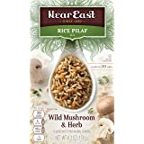 Near East Wild Mushrooms and Herbs Rice Pilaf Mix, 6.3 Ounce