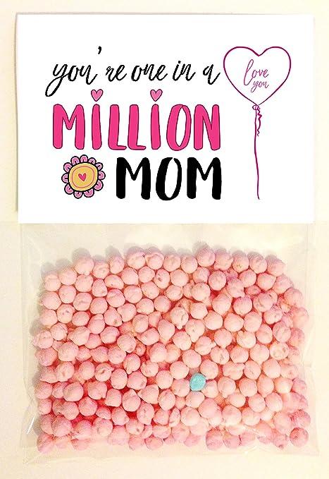 Mamá eres uno en un millón de día de la madre cumpleaños ...