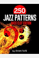 250 Jazz Patterns (Bass Clef) Kindle Edition