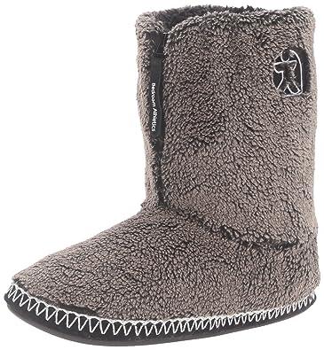 bedroom athletics men s crowe slipper amazon co uk shoes bags rh amazon co uk Ladies Slipper Boots Bedroom Men's Slipper Boots