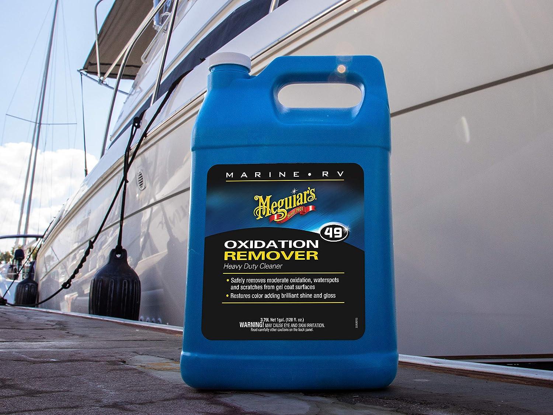 Meguiar\'S M4901 Marine/Rv Heavy Duty Oxidation Remover 1 Fluid Gallon
