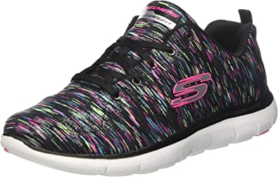 Skechers Flex Appeal 2.0 Reflection, Baskets Femme