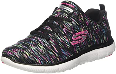 Appeal Femme 0 2 Baskets Skechers Flex Reflection wYUqqt5