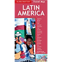 Latin America Travel Map
