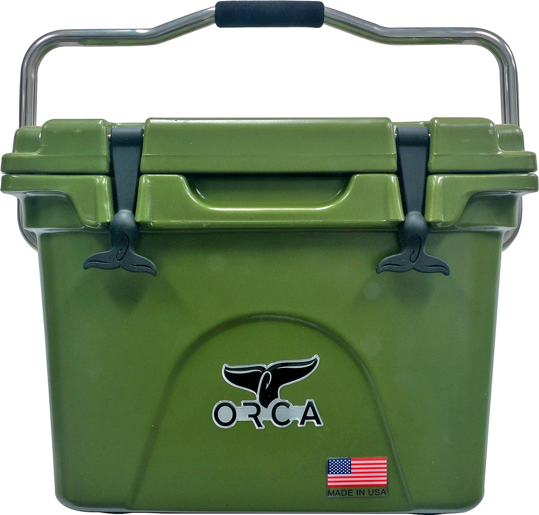 ORCA(オルカ) 緑 20Quart Cooler グリーン【日本正規品】