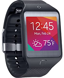 Amazon.com: Samsung Gear 2 Smartwatch - Silver/Black (US ...
