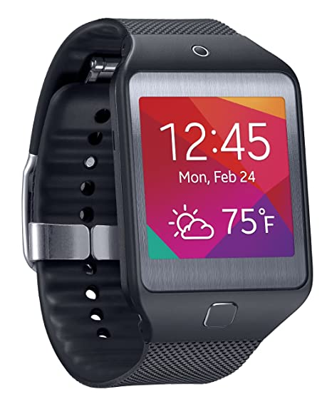 Samsung Gear 2 Neo Smartwatch - Black (US Warranty)Discontinued by Manufacturer