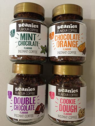 37c99b05ed4 Beanies Special 4 x 50g Variety Pack ( Mint Chocolate