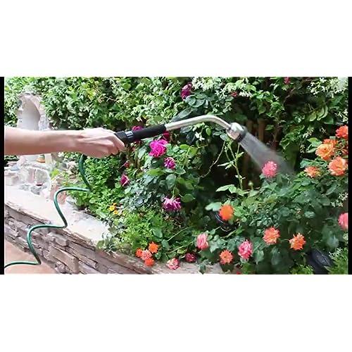 Plastair SpringHose PUW650B93OT AMZ Light Polyurethane Lead Free Drinking  Water Safe Recoil Garden Hose,