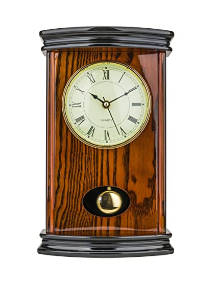 Antique mantel clocks with pendulum