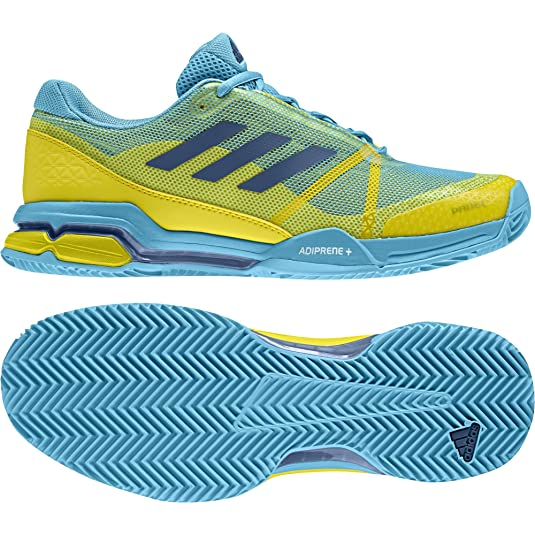 Adidas - BB3403 - Barricade Club - Zapatillas Tenis/Padel (42.5): Amazon.es: Zapatos y complementos