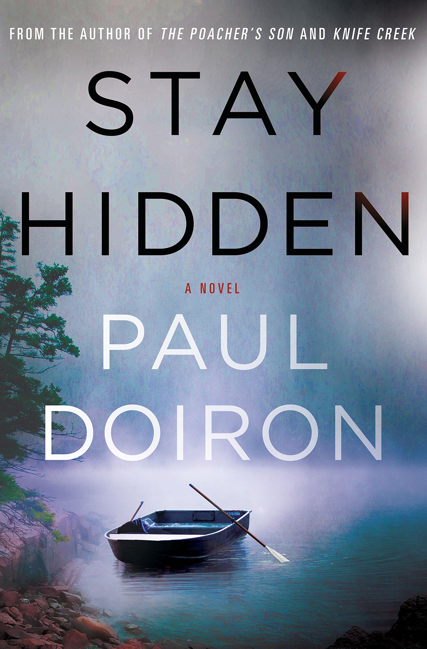 Stay Hidden Mike Bowditch Mysteries Paul Doiron