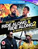 Ride Along 1 & 2 [Blu-ray] [2015]