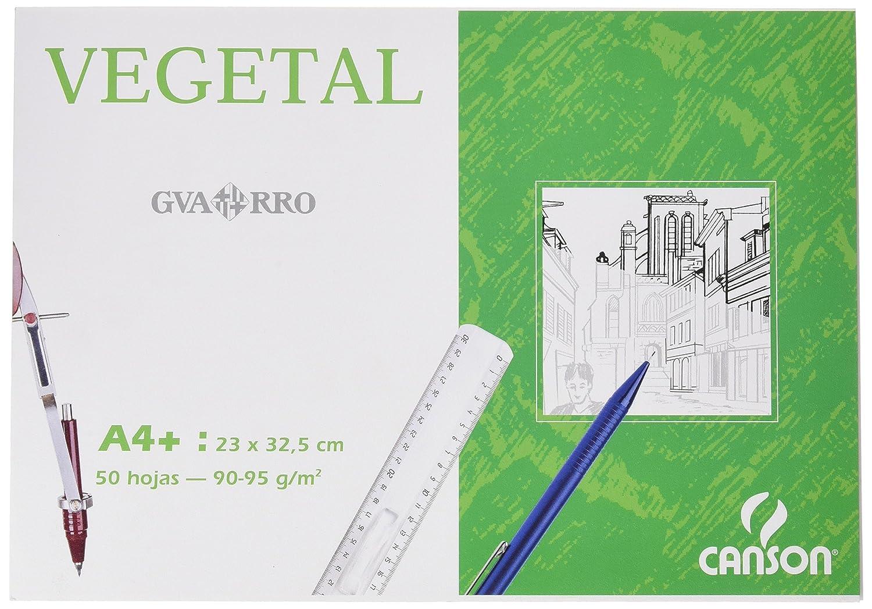 A4 Bloc de 50 hojas Guarro Canson 200400714 90 g