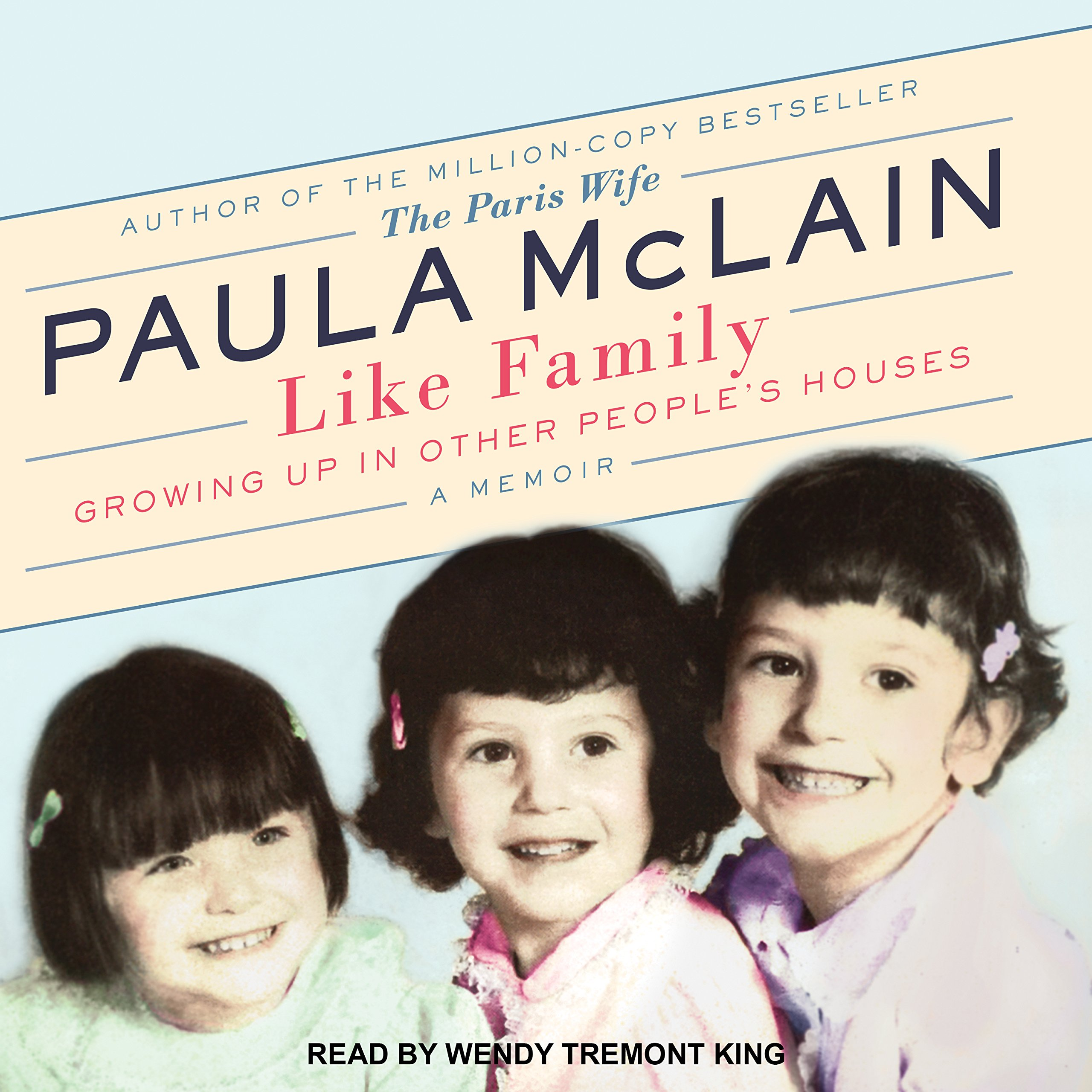 Download Like Family: Growing Up in Other People's Houses, a Memoir pdf epub