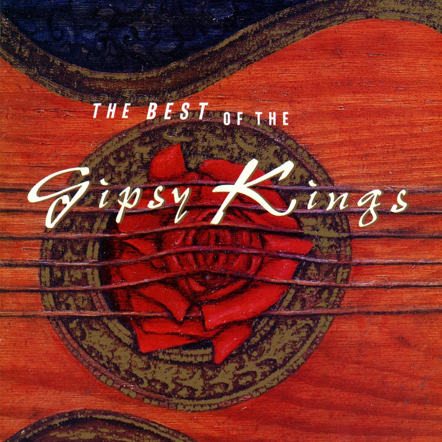 The Best of the Gipsy Kings by Nonesuch