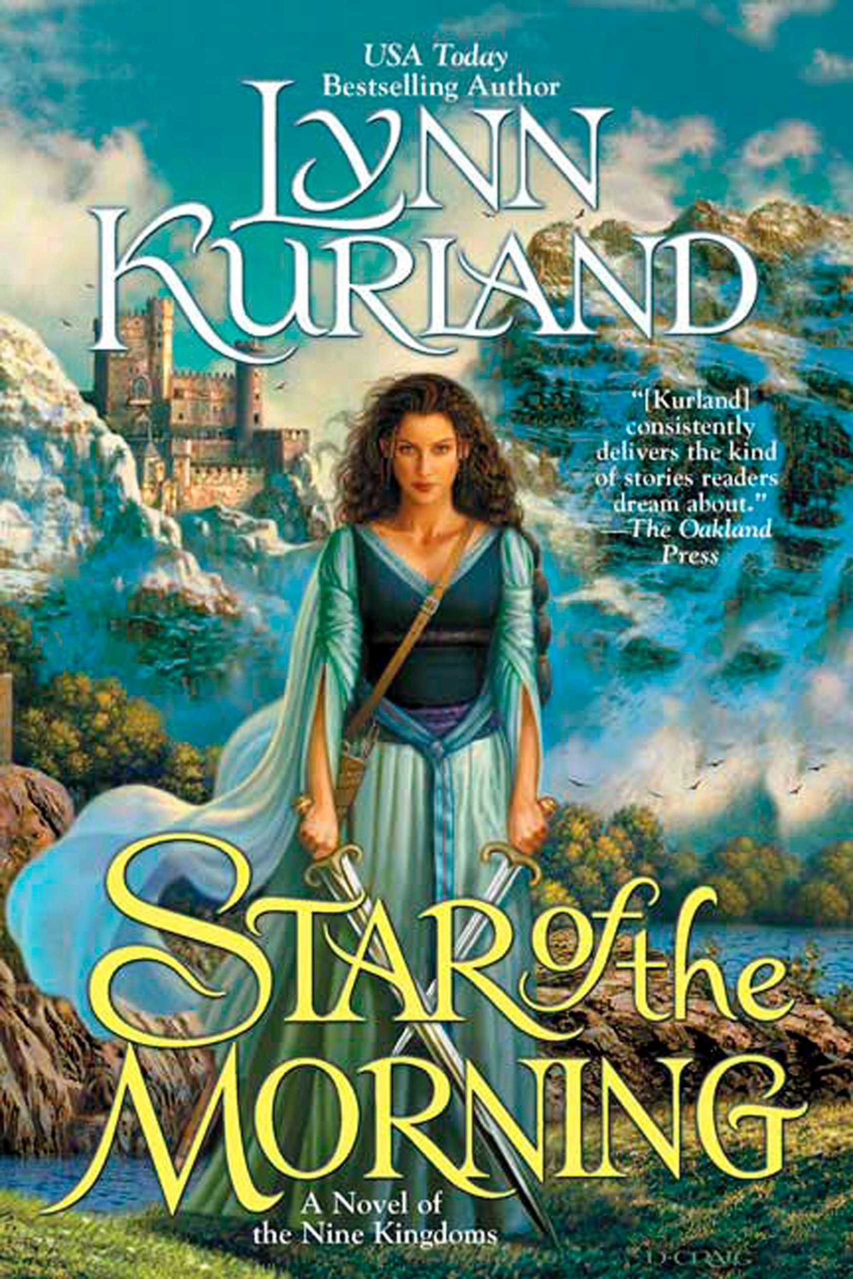 Download Star of the Morning (The Nine Kingdoms, Book 1) PDF