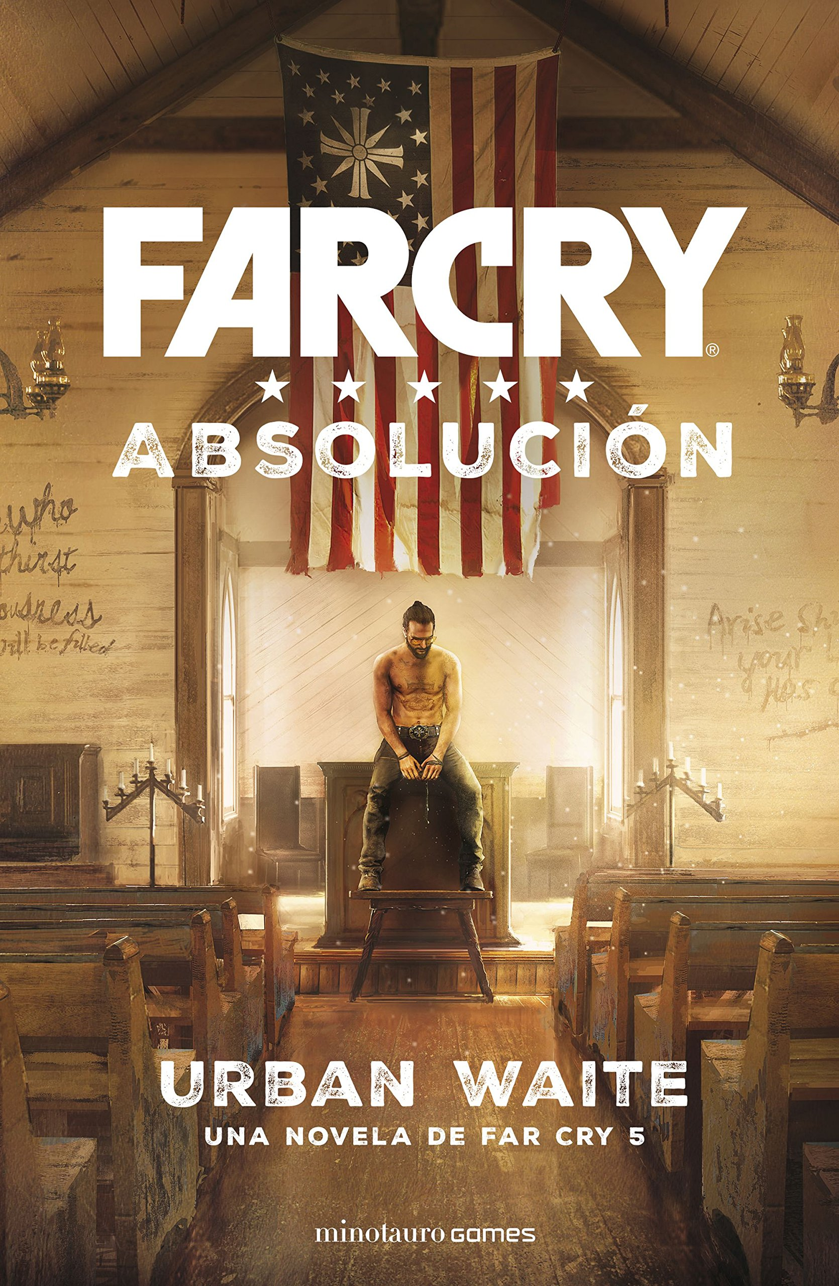 Far Cry. Absolución (Minotauro Games): Amazon.es: Waite, Urban, Traducciones Imposibles S. L.: Libros