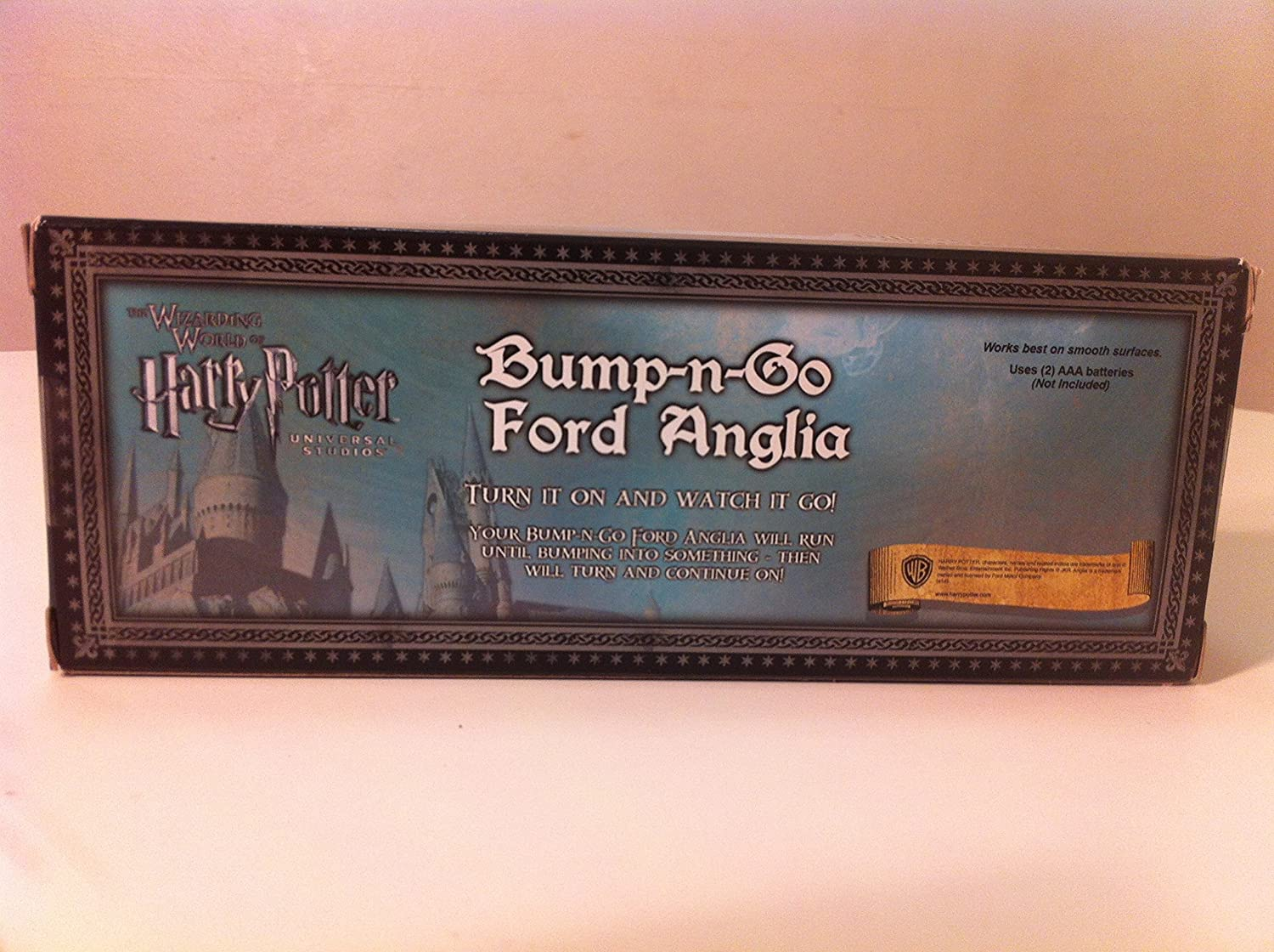Buy Wizarding World of Harry Potter  Bump-N-Go Ford Anglia Battery Operated Toy Car Online at Low Prices in India - Amazon.in & Buy Wizarding World of Harry Potter : Bump-N-Go Ford Anglia ... markmcfarlin.com