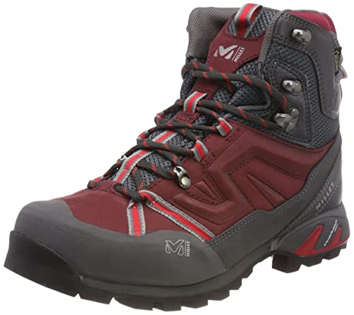 1142f10b4e8 MILLET Women's Ld H Route GTX High Rise Hiking Boots: Amazon.co.uk ...