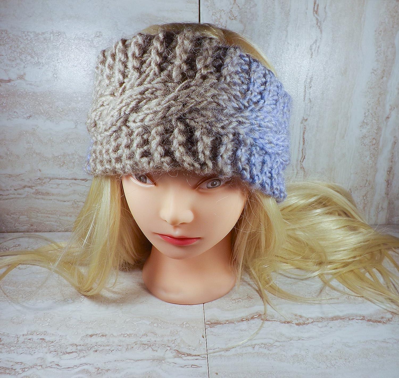Knit Ear Warmer Multi-color